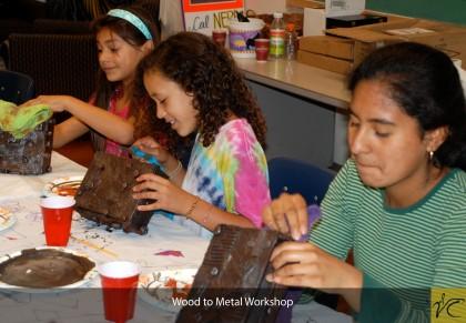 d to Metal Workshop