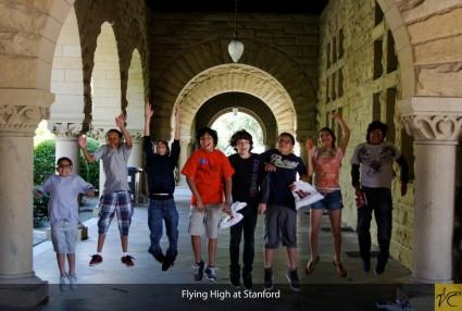 ing High at Stanford