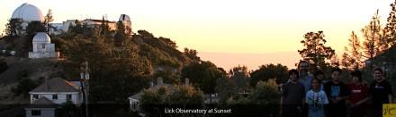 k Observatory at Sunset