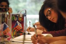 Scholars calculate the amount of possible permutation of a Rubik's cube.