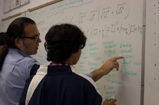 The DaVinci Camp founder not only teaches these scholars but he makes sure to give them lessons that will help them with any problem they will ever face.