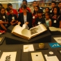 DaVincis learn at the Getty Research Institute