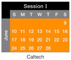 Session 1-Calendar 2018