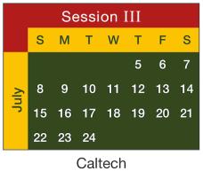 Session 3-Calendar 2018