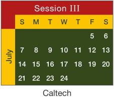 Session 3-Calendar 2019