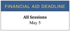 FinancialAidDeadline2021